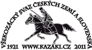 All-Cossack Association of Czech lands and Slovakia logo