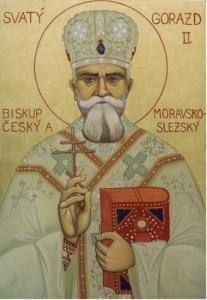 1 sv. Gorazd ikona