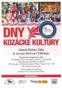 2018 06 08 Den kozacke kultury Pluhuv Zdar