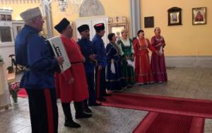 2018-09-27 chram svatek Povyseni sv Krize_Teplice