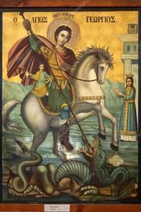 ikona sv Jiri