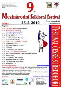 2019-05-25 MFF Ceske Stredohori Trebivlice plakat