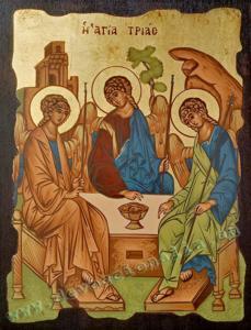 Ikona-svata-trojica