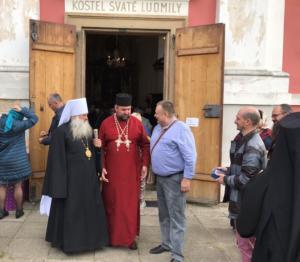 2019-09-29 svatek sv Ludmily_Tetin