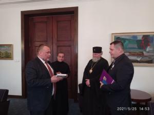 2021-05-25 setkani s velvyslancem CR v RF_Moskva