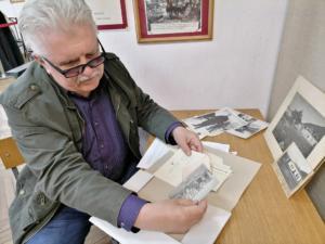 1-Сергей Савенко нашел в фондах музея фото старой тюрьмы