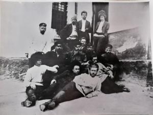 3-осужденные участники восстания 1905 года